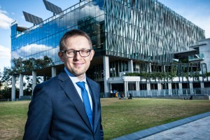 Prof. Marek Kowalkiewicz, Chair in Digital Economy at QUT